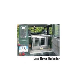 Gabbie per cani Land Rover...